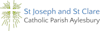 St Joseph and St Clare Catholic Parish Aylesbury Logo